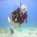 18 July 2014 at 25ft depth