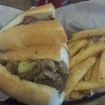 Original cheesesteak