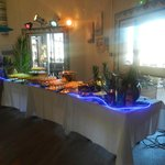 soiree a theme buffet