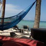 Hamaca, playa y siesta