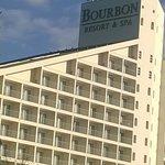 Prédio do Hotel