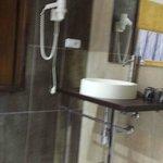 wc incorporado a la habitación