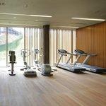 Тренажерный зал / Fitness zone