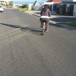 Provided Bi-circles for Cycling