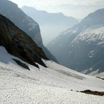 Blick von der Alpe Barone im frühen Mai