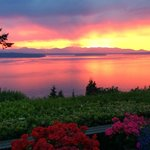 Foto di Eagle's View Bed and Breakfast, LLC