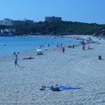 Playa de Cala Agulla