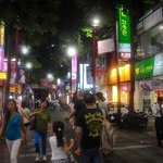 one street in ximending