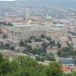 Vista do alto da Citadella
