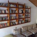 Villa Konak Library