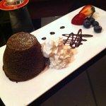 Warm Chocolate Pudding