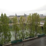View to Louvre