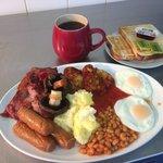 Buffet breakfast 2 for £10