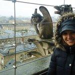 Torres da Catedral de Notre Dame