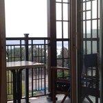 balcon et vue