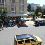 Вид из отеля Efir на отель Sunny Day Club