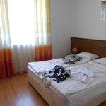 Спальня в аппартаментах Efir
