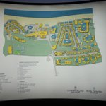 piantina del villaggio