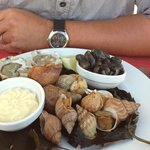 Starter - seafood