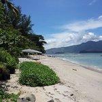 camayan beach front