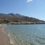 Agathi Beach
