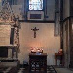 The north quire transept
