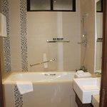 Banheira suite