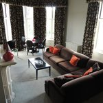 Sitting room - Suite 8.