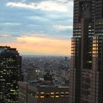 View of Tokyo.