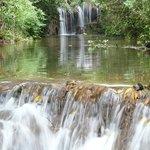 Cachoeiras lindíssimas!!! Para apreciar e mergulhar!