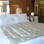 Bed for good sleep
