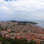 View of beautiful Hvar !
