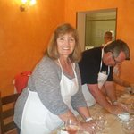 Louise and Paul - Cooking Class