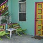 Our porch hangout
