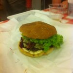 Cheeseburger and Bacon