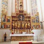 Another church altar.