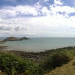 Bracelet Bay Panorama July 2014