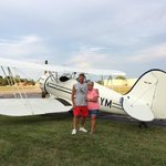 Baystomers Bi Plane Tour