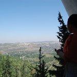 Miradouro para Jerusalém