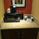 Bathroom / mini kitchen