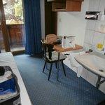 Habitación-lavabo