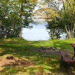lakeside site