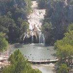 Turner Falls from overlook