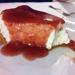 la famosisima tarta de queso