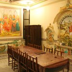 1st Floor Dining Area