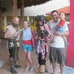 Con los piratas