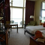 Deluxe gulf view room