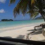 spiaggia del Paradise sun: ecco il paradiso!!! Valeria e Paolo