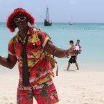 Aloe Man -- woo hoo!