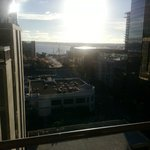 Bay view from Room 1211